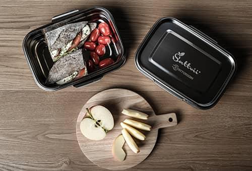 Lunchboxen für Contorion-Mitarbeiter