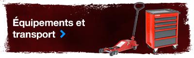 Les promotions spéciales -équipements et transport- STIER