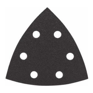 Bosch Dreieck-Schleifblatt Best for Stone, 6 Löcher