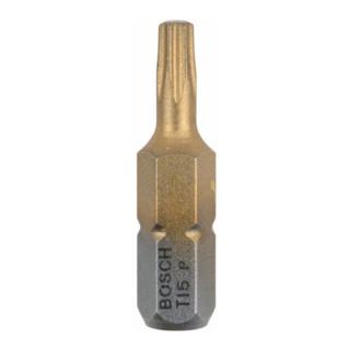 Bosch Schrauberbit Max Grip, T15, 25 mm
