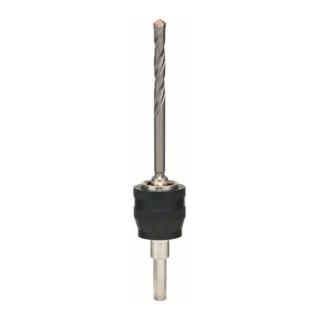 Bosch Power-Change-Adapter, 8-mm-Sechskantaufnahmeschaft für Lochsägen, 19-159 mm