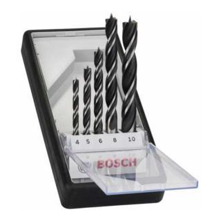 Bosch Holzspiralbohrer-Set Robust Line