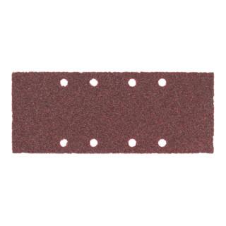 Metabo Schwing-Schleifblatt Professional für Holz und Metall, 8 Löcher, 10er-Pack, zum Spannen