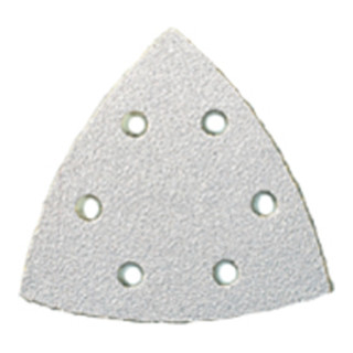 Metabo Dreieck-Schleifblatt Professional für Lack, 6 Löcher, 25er-Pack