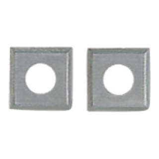 METABO  4 Hartmetall-Wendemesser (als Ersatz) für die Lackfräs