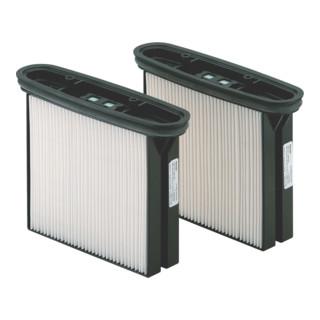 2 HEPA-Filterkassetten, für ASR 2025/2050, SHR 2050 M,