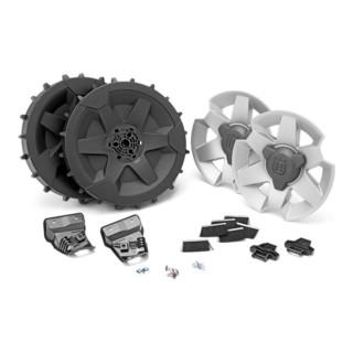 Husqvarna Automower 430X (Modell 2019) +  Installationskit L + Husqvarna Offroad - Kit AM 420/430X/450X