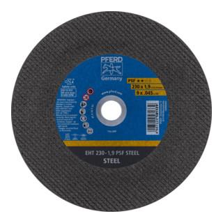 PFERD Trennscheibe EHT 230-1,9 PSF STEEL