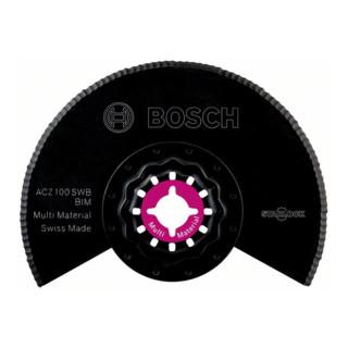 Bosch Segmentwellenschliffmesser ACZ 100 SWB BIM 100 mm 1er-Pack