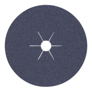 Klingspor Vulkanfiberscheibe CS565 Zirkonkorund
