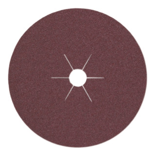 Klingspor Fiberscheibe CS 561, LxB 125X22, Korn 120, 30