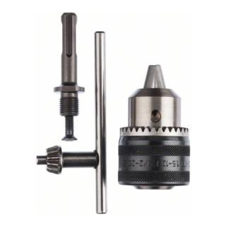 Bosch SDS-plus-Adapter mit Bohrfutter, 1,5 - 13 mm