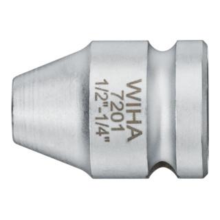 Wiha Verbindungsteil mit Sprengring Form G 6,3 + G 10 + G 12,5 (7201) 1/4'' 1/2 mm