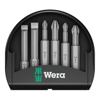 Wera Bit-Sortiment, Mini-Check, 50 mm