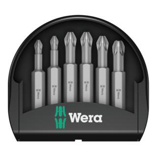 Wera Bit-Sortiment, Mini-Check PZ, 50 mm