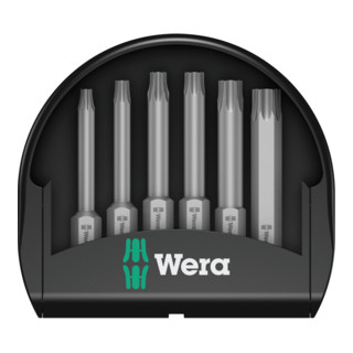 Wera Bit-Sortiment, Mini-Check TX, 50 mm
