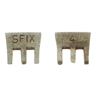 Industrial Quality Supplies Hammerkeil Sfix G.6 50 mm für 15000 g