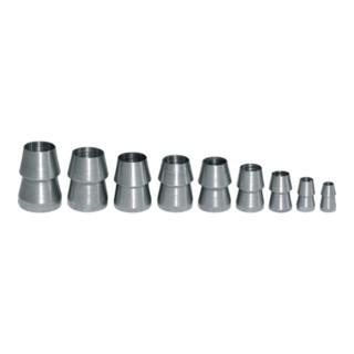 Hammerringkeil Außen-D.17mm H.23mm PEDDINGHAUS f.2000g/10kg