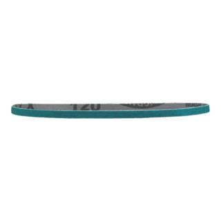 Metabo 10 Schleifbänder Zirkonkorund für Bandfeile