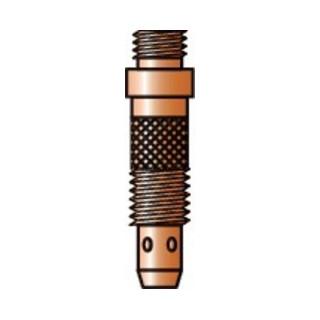 Spannhülsengehäuse D.2,4mm L.47mm Stand.ABITIG 17/18/26 TRAFIMET