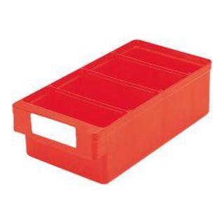 Kleinteile-Box PP 300x152x83 mm blau