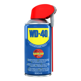 WD-40 Multifunktionsspray 300ml Smart-Straw