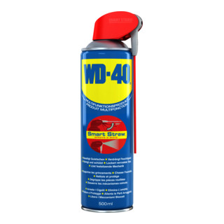 WD-40 Vielzweckspray 500ml Smart-Straw