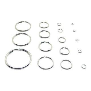 Schlüsselring SL35/2,0 Stahl-gehärtet-vernickelt