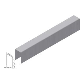 Prebena Heftklammern A06CNK verzinkt Länge 6 mm