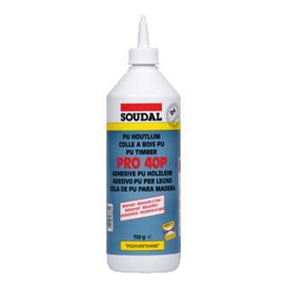 Soudal Holzleim Pro 40P beige 750 g/750 ml