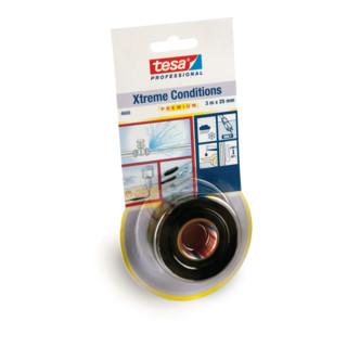 tesa® 4600 Xtreme Conditions, 3m x 25mm, schwarz