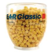3M bouchons d'oreilles E-A-R Classic II Recharge EN 352-2(SNR)=28 dB Distributeur à 500PA