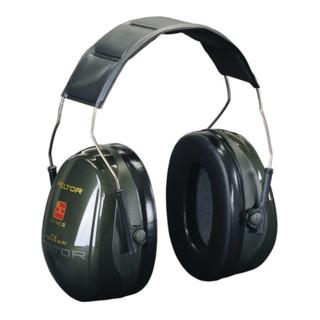 3M Gehörschutz Optime II Kapseln grün