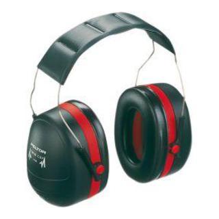 3M Gehörschutz Optime lll Kapseln schwarz/rot