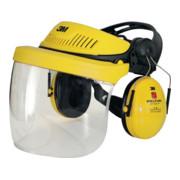 3M Gesichts-/Gehörschutz Kombination G5V5CH51 gelb
