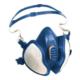 3M Lösemittelmaske 4279 FFABEKP3RD mit 4-Pkt Kopfbebänderung