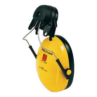 3M Gehörschutz Optime f.Schutzhelme gelb