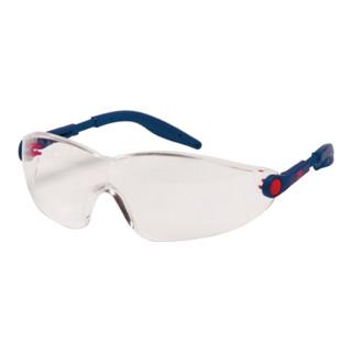 3M Schutzbrille 2740 mit PC-Scheiben klar und einstellbarem Bügel