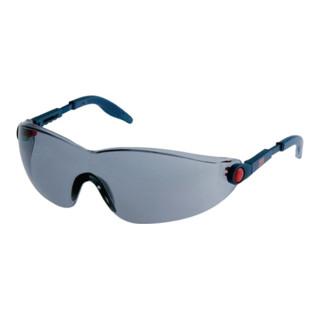 3M Schutzbrille 2741 mit PC-Scheiben grau und einstellbarem Bügel