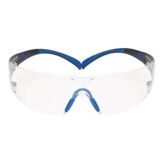 3M Schutzbrille SecureFit-SF400 EN 166-1FT Bügel graublau,Scheiben klar PC