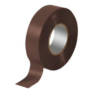 3M Temflex 1500 PVC-Isolierband 15 mm×10 m BROWN