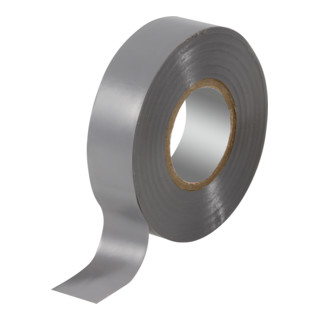 3M Temflex 1500 PVC-Isolierband 15 mm×10 m GREY