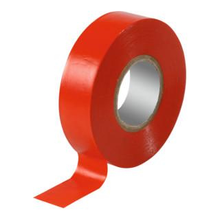 3M Temflex 1500 PVC-Isolierband 15mm×10m RED