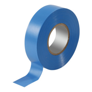 3M Temflex 1500 PVC-Isolierband 19mm×25m BLUE