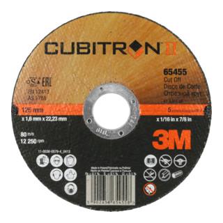 3M Trennscheibe Cubitron II gerade