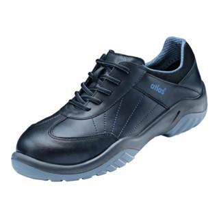 Sicherheitsschuh ESD alu-tec 100 S2 C schwarz/blau Größe 44