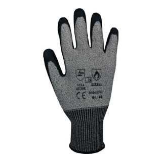 Schnittschutzhandschuhe Gr.10 grau HDPE/Nyl./EL/Glasfaser m.PU EN388 Kat.II 10PA jetztbilligerkaufen