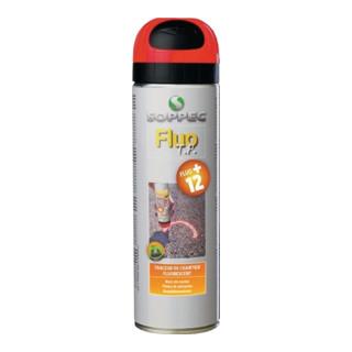 Markierungsspray FLUO TP rot 500ml 9-12 Monate sichtbar f.Baustellen