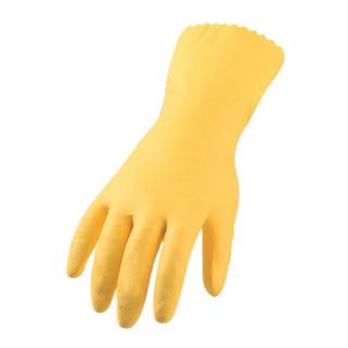 Chemiehandschuh Gr.8 gelb EN 388,EN 374 Kat.III jetztbilligerkaufen