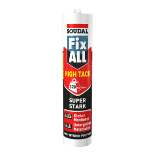 Soudal Montagekleber Fix ALL® High Tack